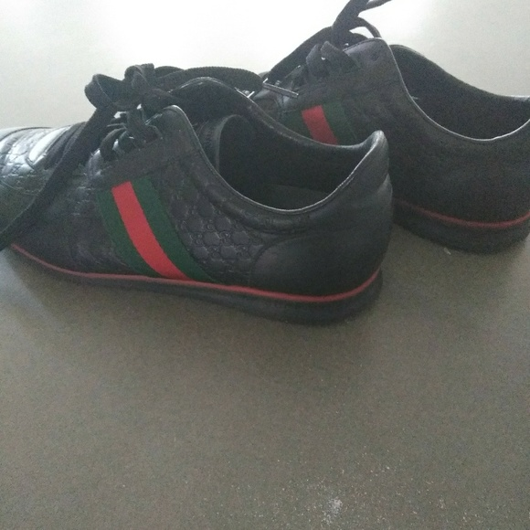 Gucci Shoes | Gucci Leather Web